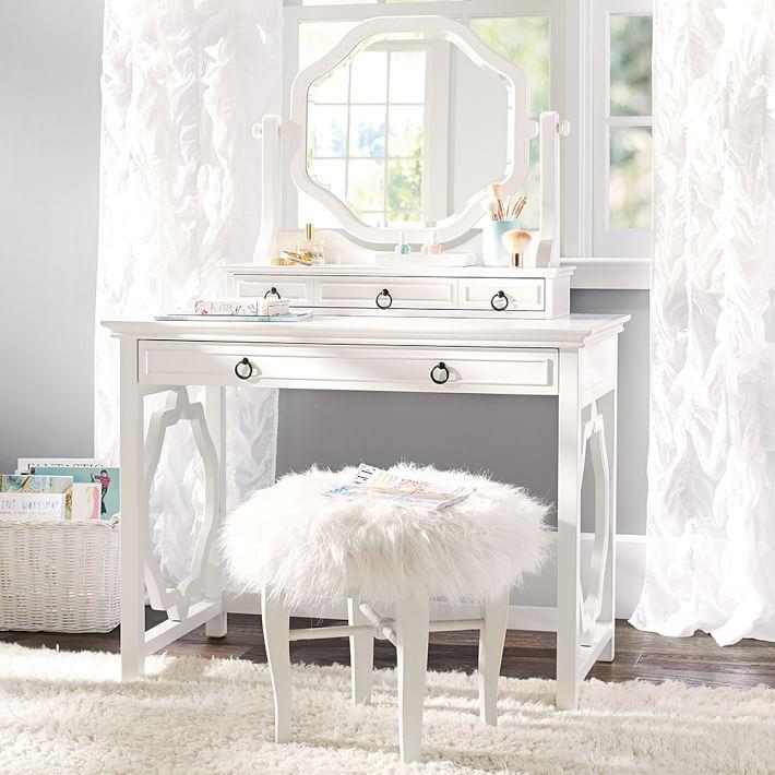 . Elsie Classic Vanity Desk   PBteen