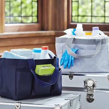 Cleaning Caddy With Handles Pbteen