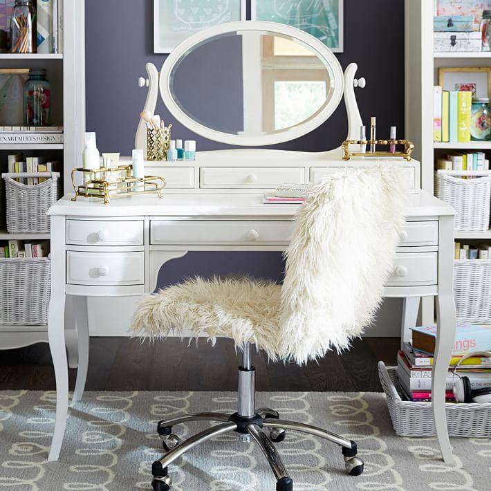 Quicklook. Teen Bedroom Vanities   Vanity Sets   PBteen
