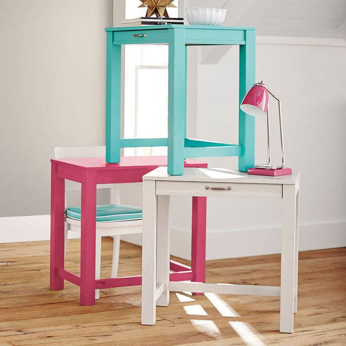 Stupendous Stack Me Up Small Space Desk Pbteen Largest Home Design Picture Inspirations Pitcheantrous