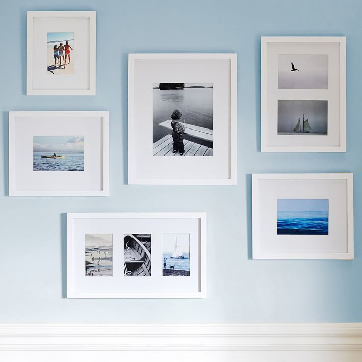 gallery frames set of 6 pbteen
