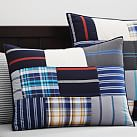 Montauk Madras Quilt, Standard Sham, Multi