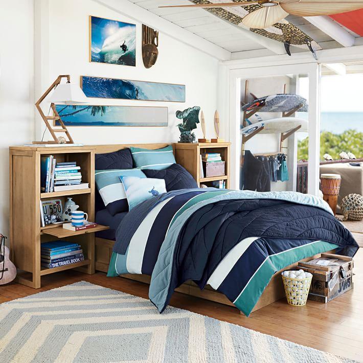 . Dover Storage Bed   Dresser Set   PBteen