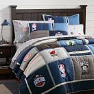 NBA Patchwork Quilt, Twin, Eastern Conference