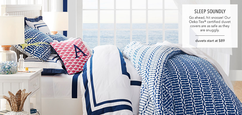 New Quilts and Shams